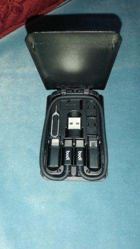 Multifunkční cestovní adaptér 7v1 Transfer photo review