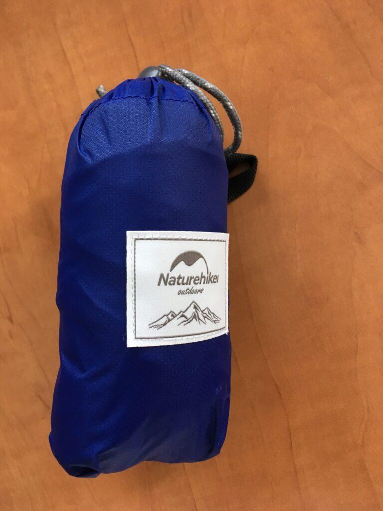 Ultra lehký, skládací a voděodolný batoh photo review