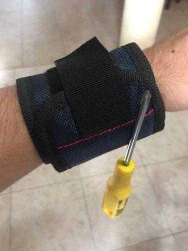 Bořkův magnetický náramek photo review