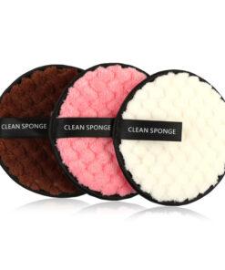 Znovupoužitelný odličovač na makeup Clean Sponge