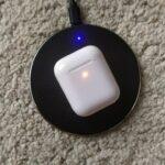 Bezdrátová nabíječka pro všechny typy telefonu s technologií Qi photo review