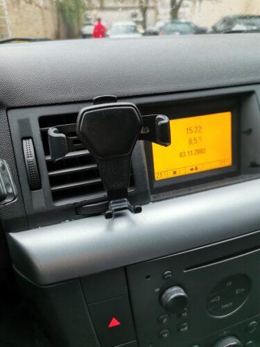 Držák do auta na mobilní telefon photo review
