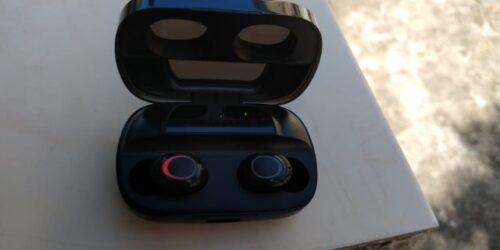 Voděodolná sluchátka Waterpods + Voděodolný reproduktor zdarma photo review
