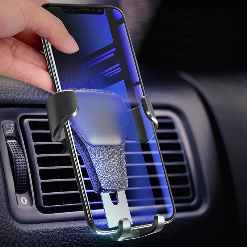 New-Car-Phone-Holder-For-Phone-In-Car-Air-Vent-Mount-Stand-No-Magnetic-Mobile-Phone-1