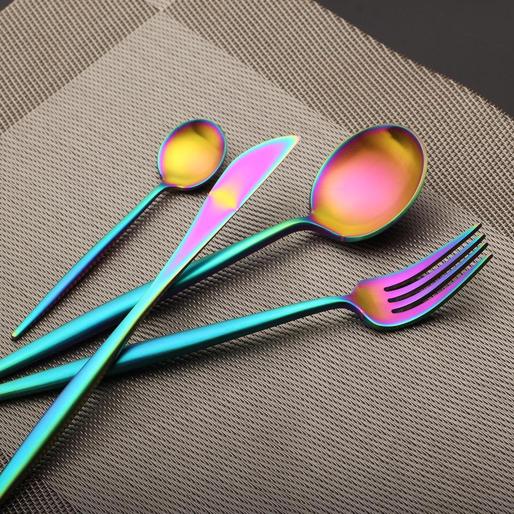 4-PCS-Set-Rainbow-Silverware-New-Arrival-Stainless-Steel-Cutlery-Set-Dinnerware-Set-Colorful-Creative-Dinner_2_1000x1000
